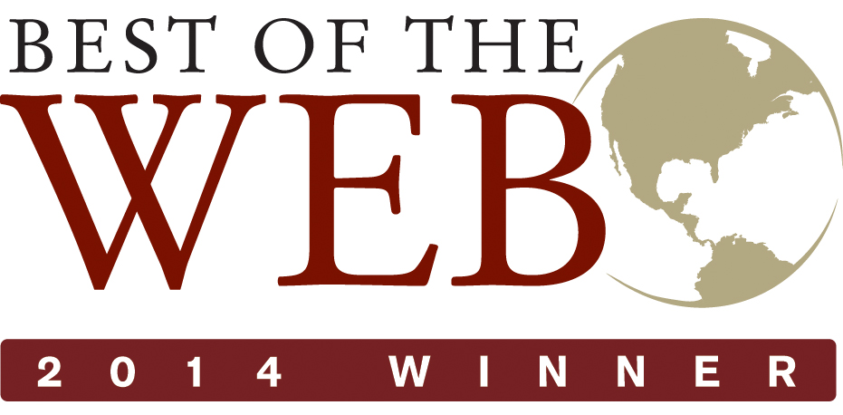 Best of the Web Winner logo